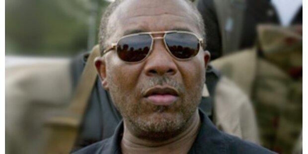 Kannibalismus-Vorwurf gegen Liberias Ex-Staatschef