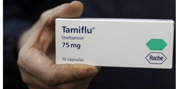 Tamiflu für Kinder gefährlich