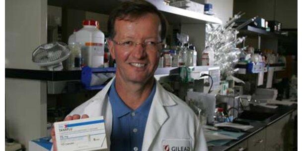 Vorarlberger verdient 33 Mio. an Grippe