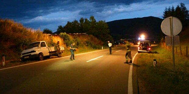Zwei Tote bei Motorrad-Crash