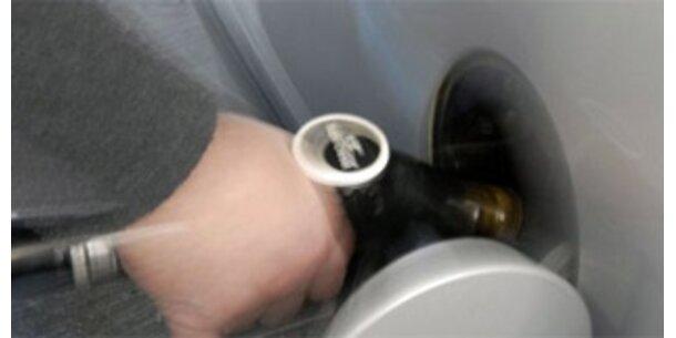 Wieder steigt der Dieselpreis auf Rekordniveau