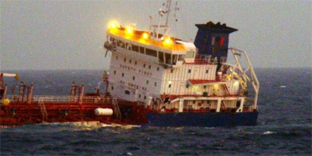 Libysche Rebellen kaperten Tanker