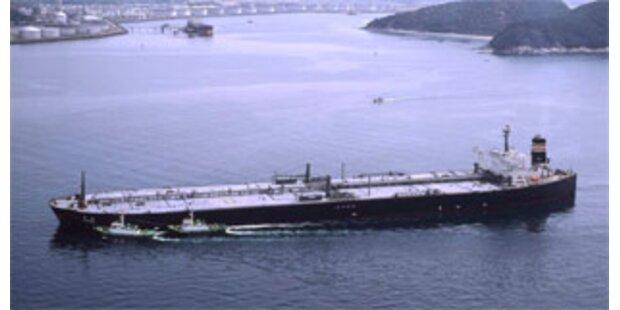 Piraten feuern Rakete auf japanischen Tanker