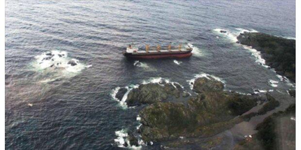 Im Skagerrak droht nun eine Ölpest