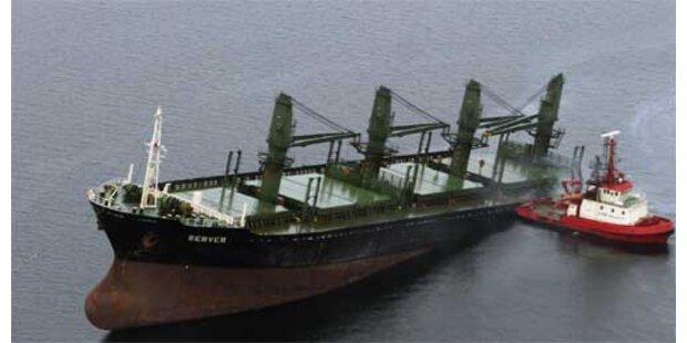 Ölpest bedrohte Norwegen