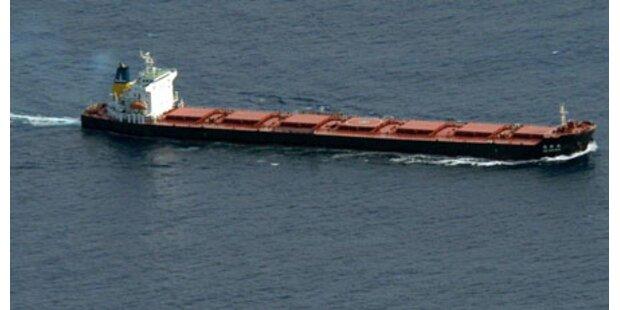 Somalische Piraten kapern Chemietanker