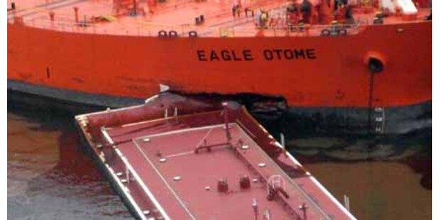 Hunderttausende Liter Öl ausgelaufen
