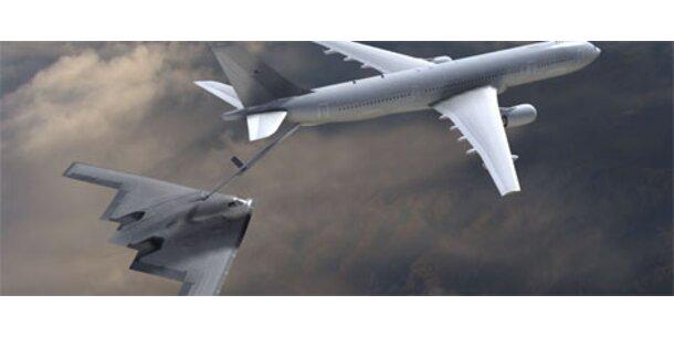EADS verliert Tankflugzeug-Auftrag vom Pentagon