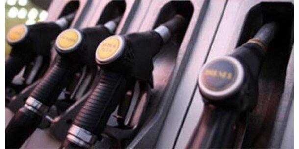 Treibstoff zur Zeit billiger als 1986