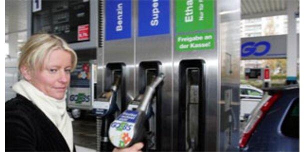 OMV  und BP weisen Spritpreis-Kritik zurück