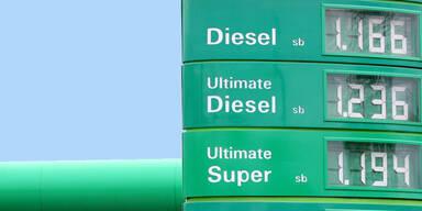 Fällt Steuervorteil für Dieselfahrzeuge?