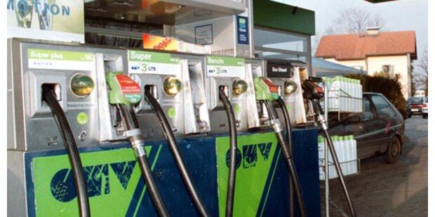 Raubüberfall auf Salzburger Tankstelle