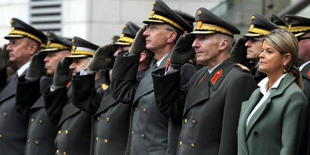 Bundesheer leistet sich weiter 130 Generäle