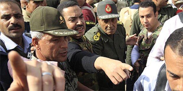 Armee ernennt Komitee zur Verfassungsänderung