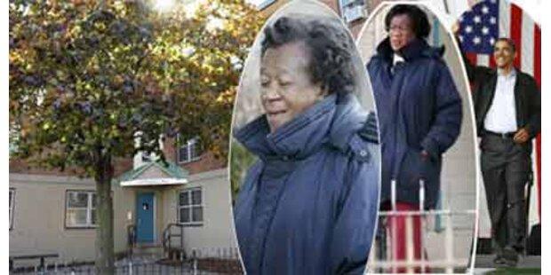 Obamas Tante kämpft gegen Abschiebung