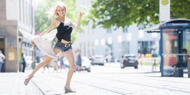 Tanzen Sie Körper und Geist gesund!