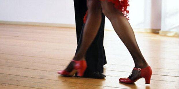 Männer die tanzen können