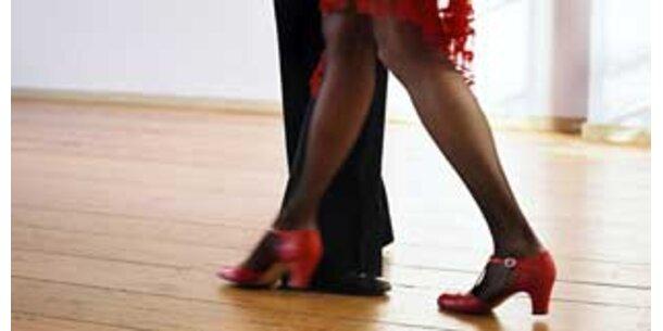 Tanzen macht glücklich und schlank