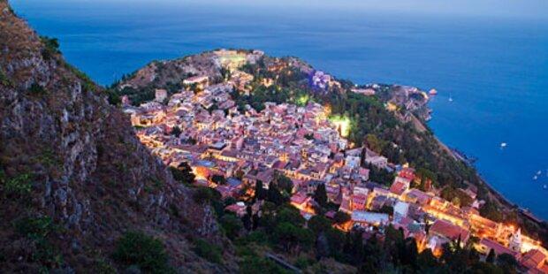 Romantische Sizilien-Reise für Verliebte