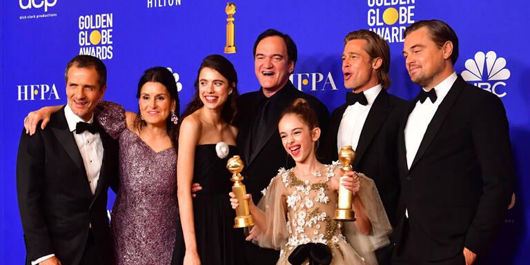 Tarantino-Komödie räumt bei den Golden Globes ab