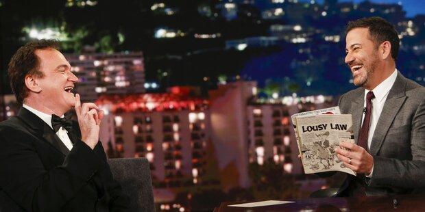 Kult-Regisseur Tarantino vor Karriere-Aus