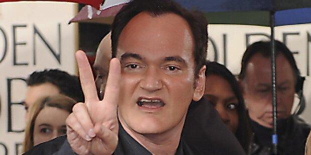 Quentin Tarantino wird Jury-Präsident