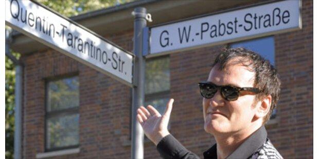 Berlin hat nun eine Tarantino-Strasse