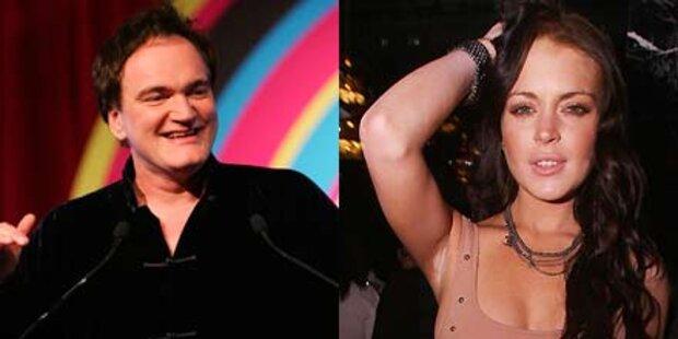 Lindsay Lohan wird Tarantinos Muse!