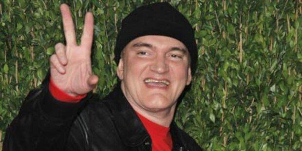 Tarantino kämpft gegen Gargamel