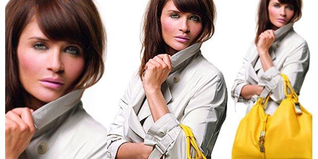 Helena Christensens wohltätige Tasche
