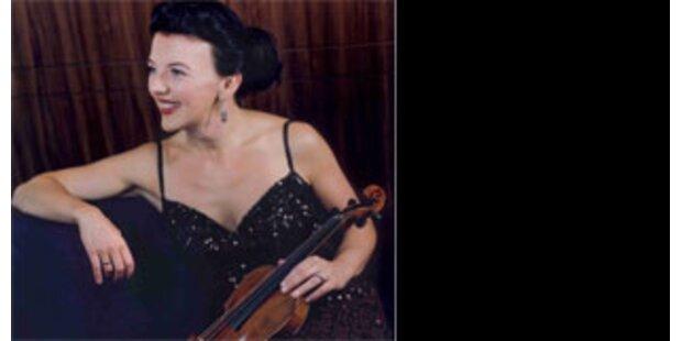Violinistin stellt Album gratis ins Web