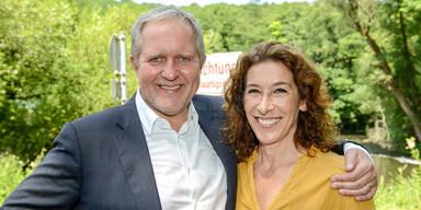 "Harald Krassnitzer, Adele Neuhauser ""Tatort"" Grenzfall"
