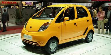 Billigflitzer Tata Nano ist Ladenhüter