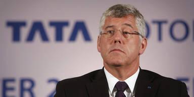 Update: Tata Motors-Chef in Tod gestürzt