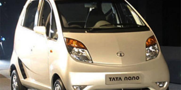 Renault will dem Tata Nano Konkurrenz machen.