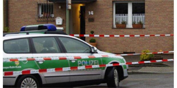 Mysteriöse Bluttat in Deutschland