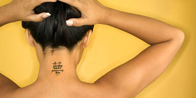 Kann man Tattoos bald wegcremen?