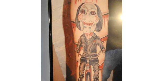 Die Tattoos des Valentinstags-Killer