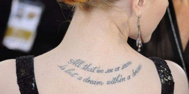Was das Tattoo über seinen Träger verrät