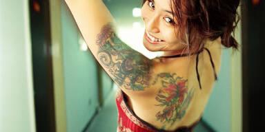 Tattoos gefährden die Gesundheit