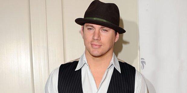 Newcomer Channing Tatum strippt für Film