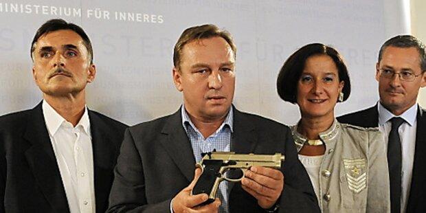 Wiener Sniper sind gefasst