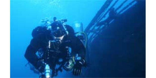 Taucher nach 40-stündiger Odyssee gerettet