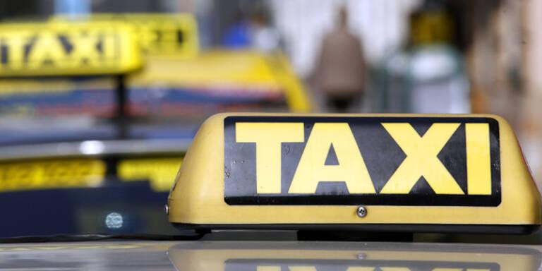 Für Taxi-Dieb war auf der A23 Endstation