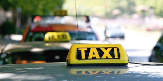 Taxlerin entführt ihr Taxi