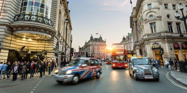 Londons Taxifahrer sind die Weltbesten