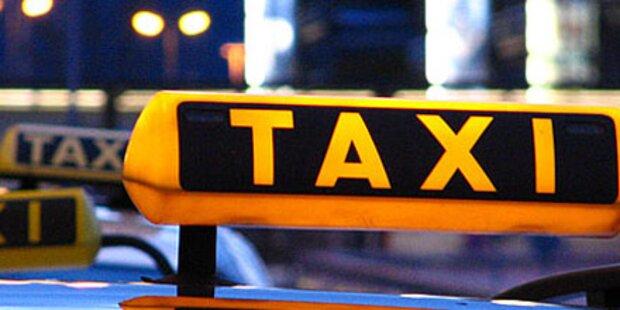 Zu teuer: Kärntner sprang aus dem Taxi