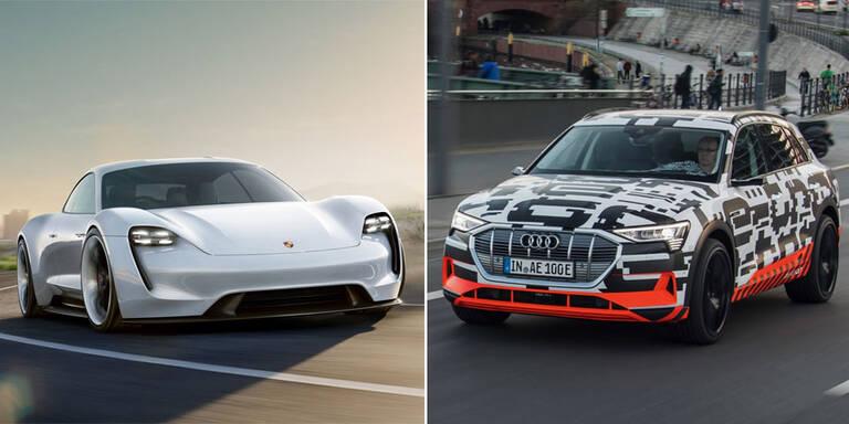 Zoff zwischen Audi und Porsche?