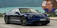 Bill Gates mag seinen Porsche Taycan, aber…