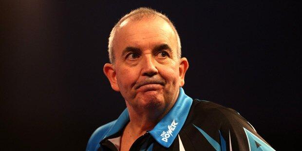 Darts-Legende Taylor beendet Diskussionen